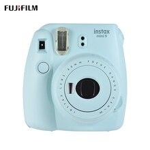 Fujifilm Instax Mini Pellicola Della Macchina Fotografica 9 Istante Cam con Selfie Specchio 5 Colori Fujifilm Instax Insta Macchina Fotografica