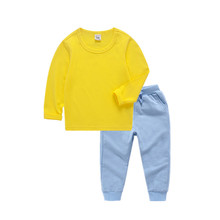 VIDMID spring Childrens Clothing Sets baby  Boys kids t-shirt + Pants 2 pcs sets childrens clothing girls 7060