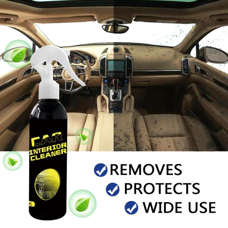 Hot Leather Renovated Coating Paste Maintenance Agent Car Plastic Refurbishment Dashboard Seat Leather Cleaning Refurbish Agent