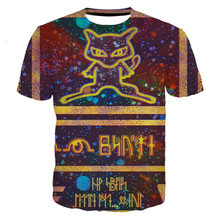 pokemon card t shirt men 3d print sweatshirt/hoodie/pants harajuku retro casual shorts funny streetwear hip hop oversized tshirt(China)