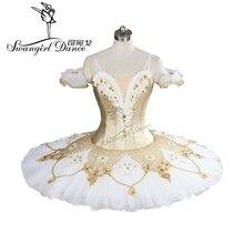 2017New Arrival!high quality white gold ballet tutu professional tutu pancake tutu classical ballet tutu ballerina tutuBT9099 панама tutu tutu tu006cgeirr5