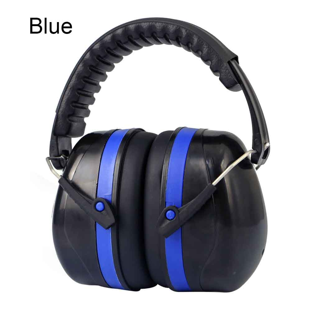 New Ear Protection Anti Noise Hearing Earmuffs Protector Noise Cancelling Reduction Muffs Earplugs Tactical Defender Headphones