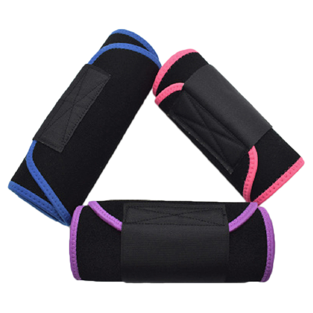 Sweat Belt Durable Professional Waist Protection Gym Fitness Centre Yoga Sport Goods Climbing Outdoor Marvellous Waist Trimmer 4