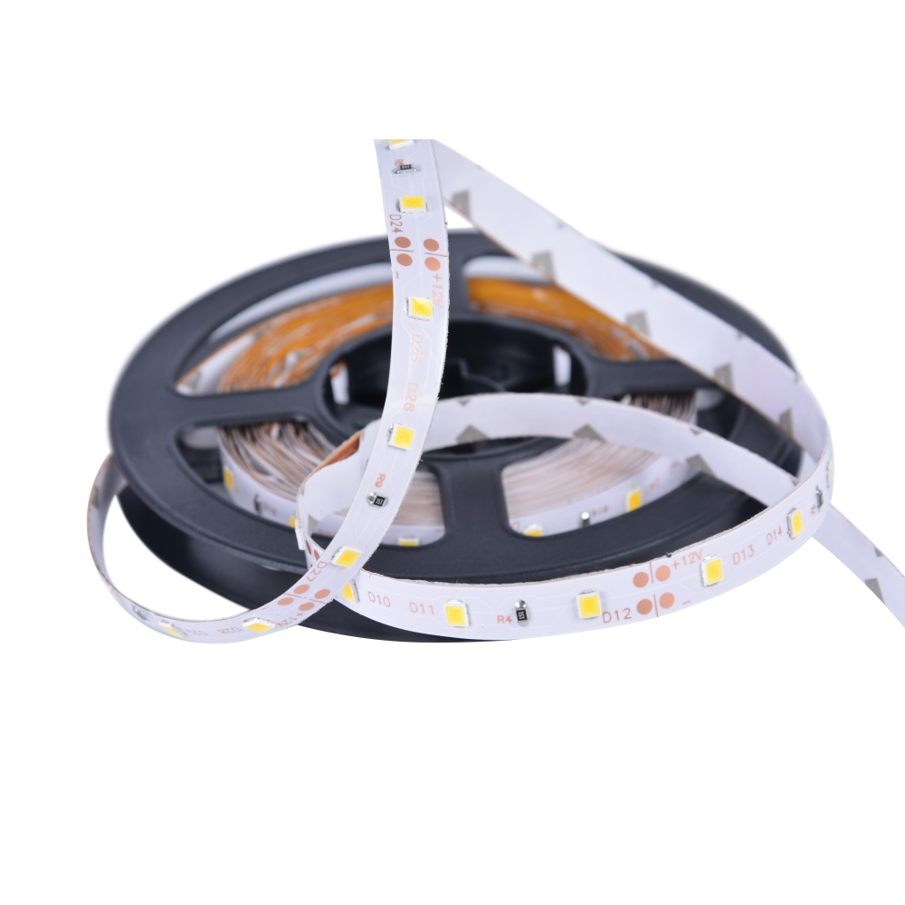 Hd95b6e3ca34140b2a01f5d2d316399f8J 5M 300 LED Strip Light Non Waterproof DC12V Ribbon Tape Brighter SMD3528 Cold White/Warm White/Ice Blue/Red/Green/blue
