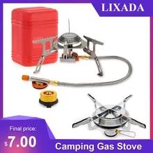 Estufa de Camping port/átil Mini Calentador Senderismo de Camping