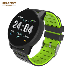 Sport Smart Watch Men Women Blood Pressure Waterproof Activity Fitness tracker Heart Rate Monitor Smartwatch GPS Android ios smart watch gps bluetooth smartwatch fitness tracker heart rate tracker compass activity tracker men sport watch for ios android