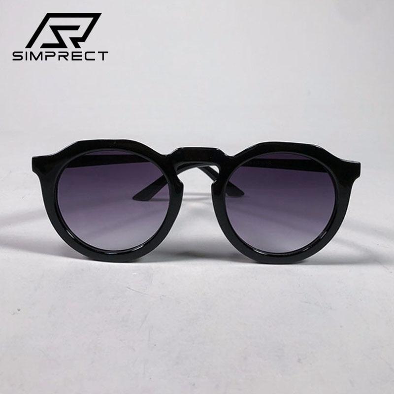 Best Deal #044df SIMPRECT Retro Round Oversized Sunglasses