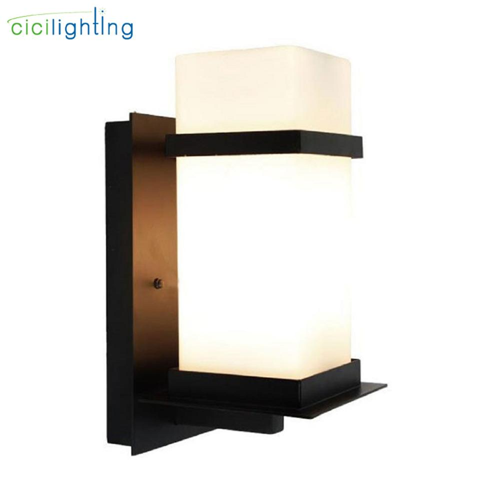 Modern Outdoor Lighting Wall Lamp