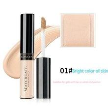 Face Makeup Concealer Pen Multi Effect Full Coverage Repairing Stick Brighten Skin Nude Blemish