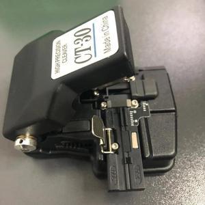 Image 3 - Feito em china fibra cleaver CT 30 cutelo de alta precisão com caso fibra óptica faca de corte ct30a fibra cleaver