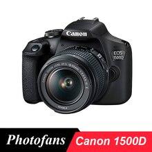 Canon 1500D / 2000D / Rebel T7 DSLR Camera with 18-55mm Lens