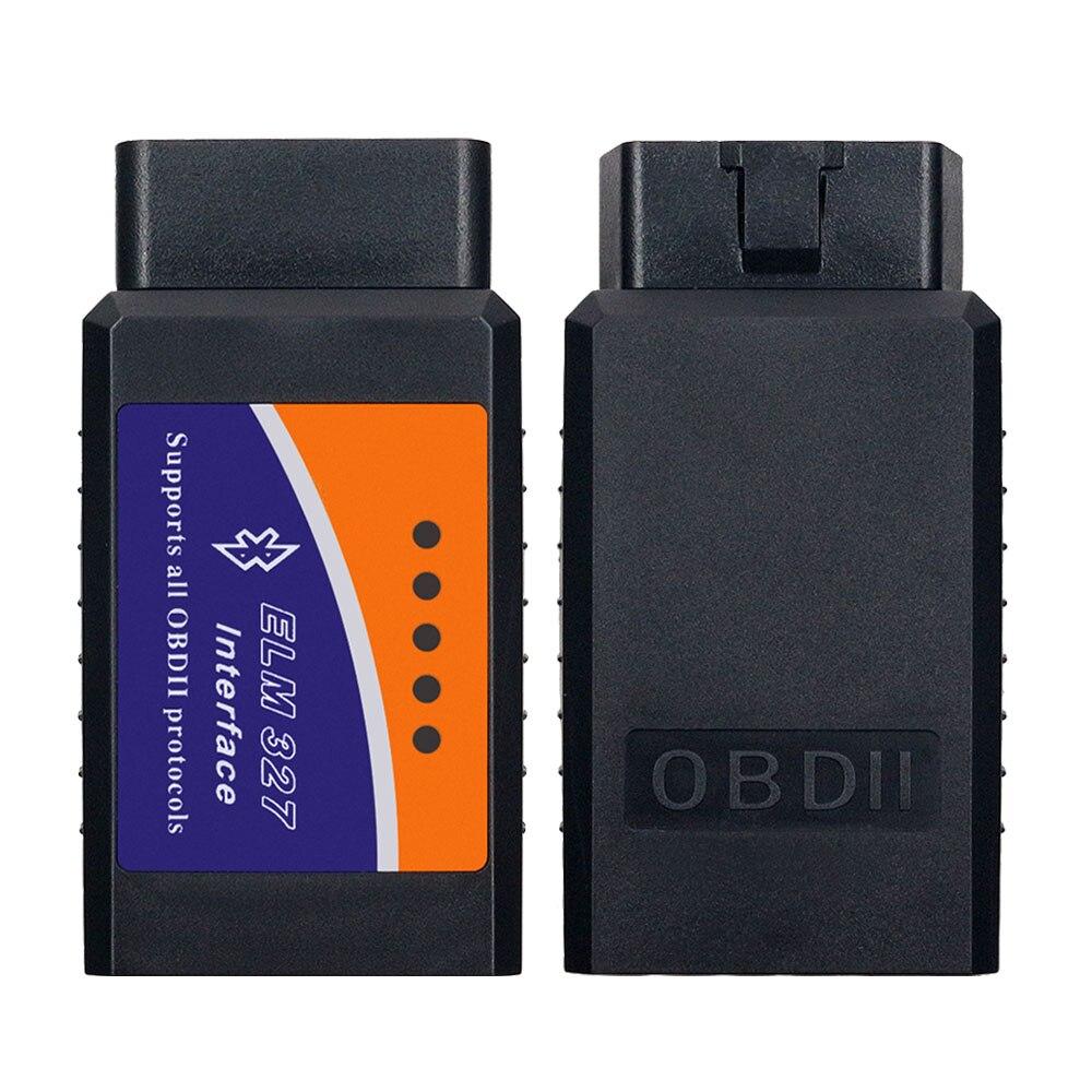 ELM327 V1.5 OBD2 сканер ELM 327 Bluetooth/Wifi диагностический инструмент elm327 bluetooth V1.5 OBDII для Android/IOS/Windows считыватель кодов