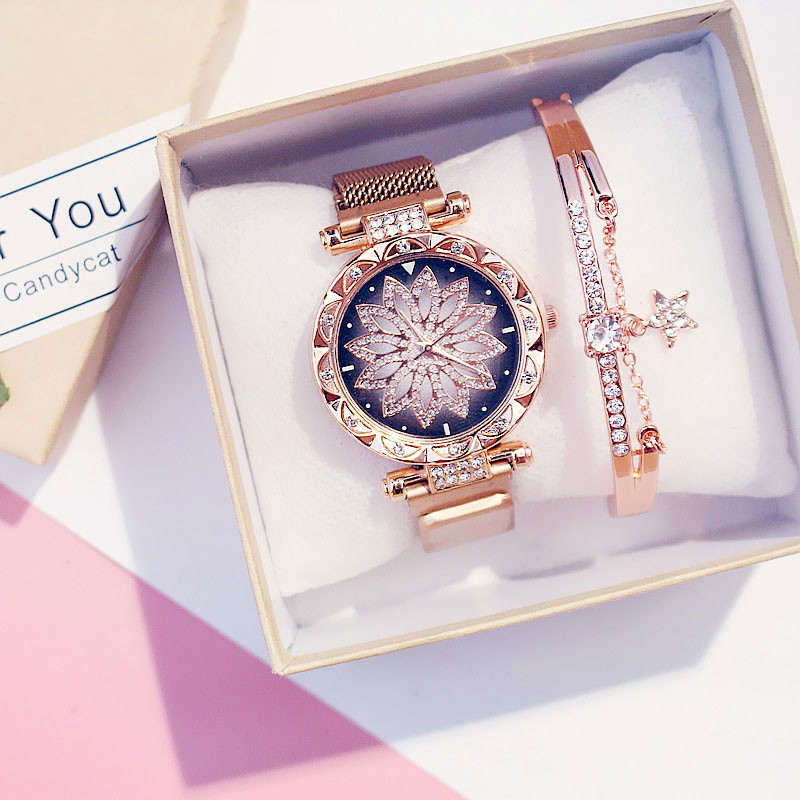 Watch Quartz Women Watches Ladies Rolexable Waterproof Steel Women's Bracelet Watches Female Clock Relogio Feminino Montre Femme