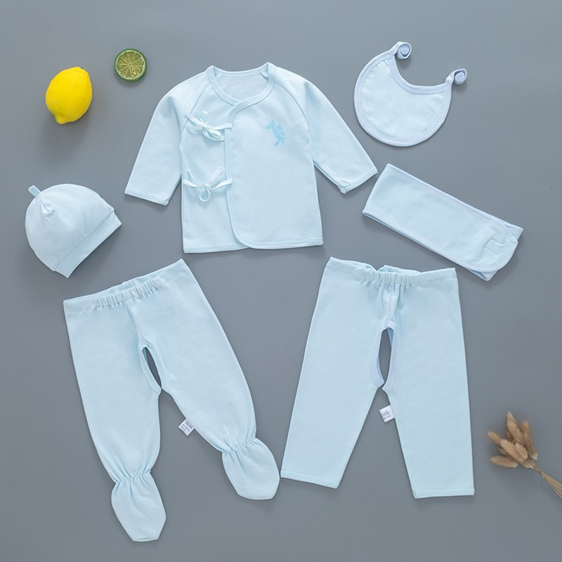 Newborn Infants Clothes Gift Box Newborn Clothes For Babies Gift Set Baby Pure Cotton Underwear Away Gift Box