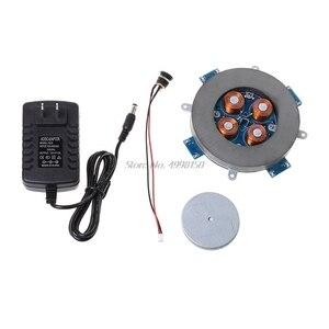 Image 1 - Levitazione magnetica del Centro Della Macchina Kit FAI DA TE Levitazione Magnetica Modulo Con LED LampWholesale dropshipping