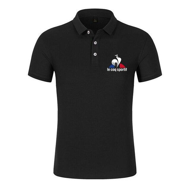 Brand New Men's Polo Shirt High Quality Men Cotton Short Sleeve Shirt Solid Color Brands Jerseys Summer Mens Polo Shirts 3