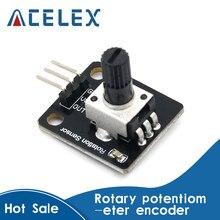 Dreh Potentiometer Analog Knob Modul Für Raspberry Pi Arduino Elektronische Blöcke RV09 Rotary encoder für arduino