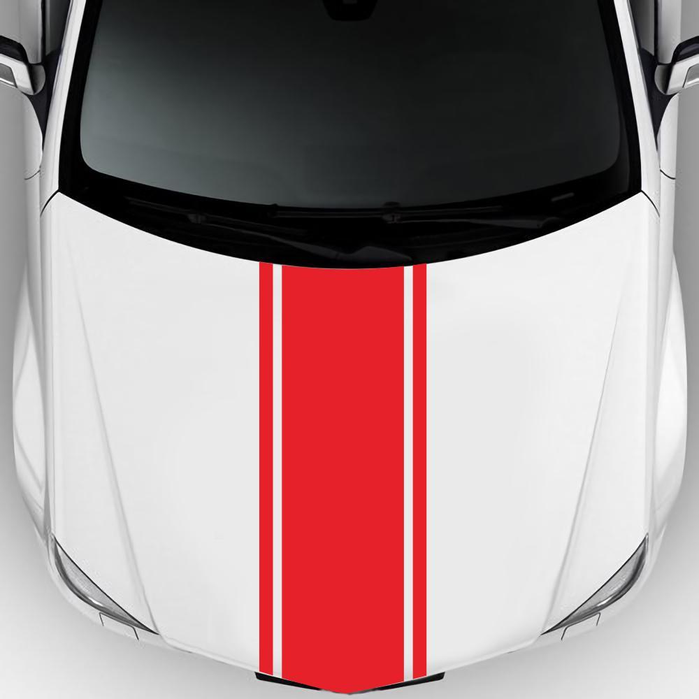 Car Sticker Head Racing Sports Vinyl Decal Automoble External Decorative Truck Stickers For Volkswagen Audi A3 Car Accessories