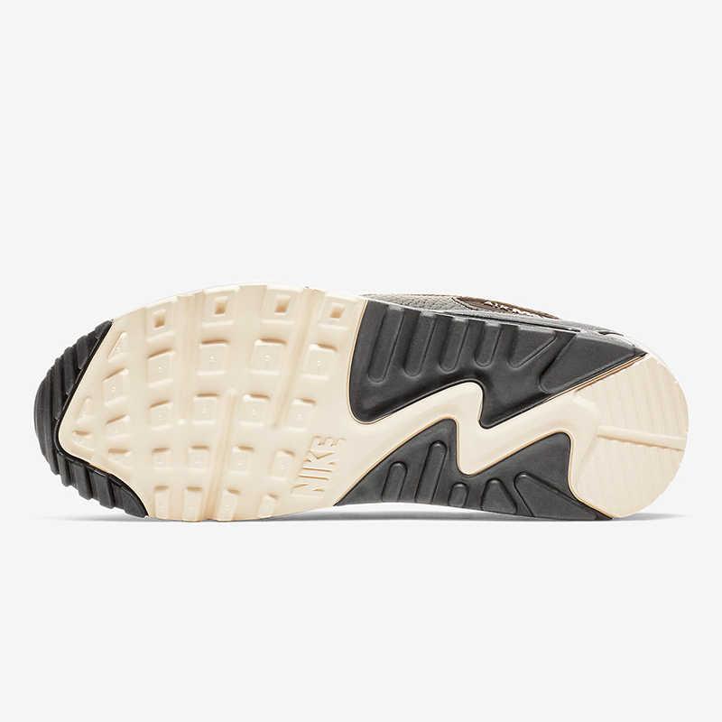 احذية نايك اير ماكس 90 الاسنشيال للنساء احذية الجري خفيفة الوزن احذية رياضية للأنشطة الخارجية الوان جديدة مطابقة 325213-138