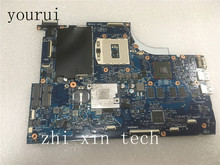 yourui For HP Envy 15 15-J Laptop motherboard 720566-001 720566-501 6050A2548101 DDR3 Test work perfect