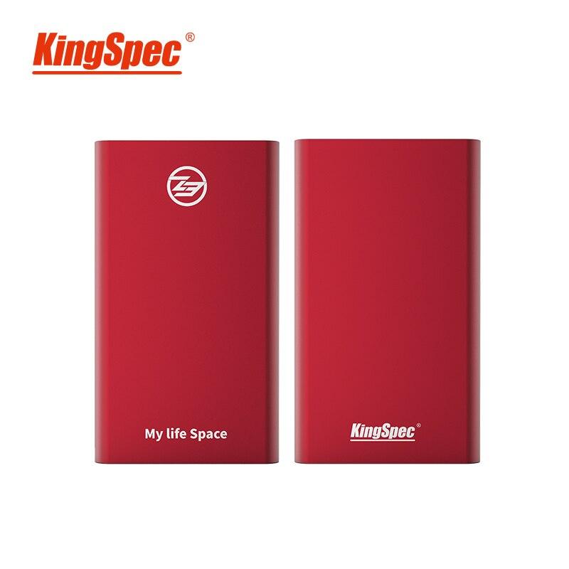 KingSpec disque dur externe Portable ssd 240gb disque dur SSD 256gb disque dur ssd USB 3.1 à type-c disque solide USB 3.0 pour pc Portable