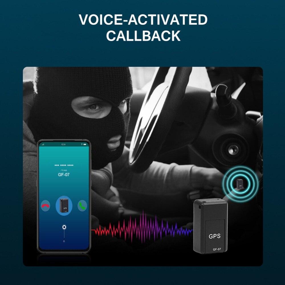 Magnetic Mini Car GPS Tracker