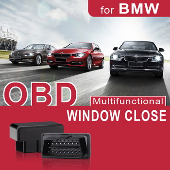 OBD zamknięcie do okna samochodowe systemy alarmowe do systemu otwierania zamykania szkła BMW serii 1 3 gt tanie i dobre opinie for BMW 1 3 series Window Closer