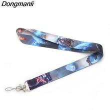PC93 Wholesale 20pcs/ Lot TV Show Keychain Lanyard Badge ID Lanyards/ Mobile Phone Rope/ Key Lanyard Neck Straps Jewelry