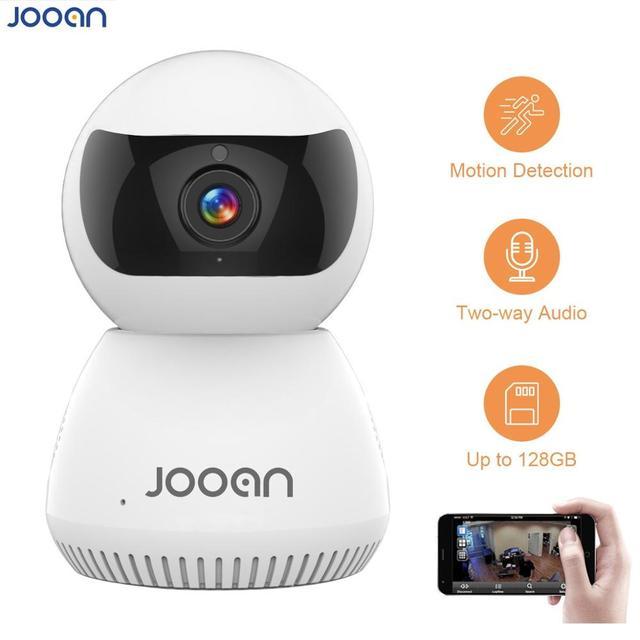 Jooan ipカメラ1080pワイヤレスホームセキュリティipカメラ監視カメラのwifi cctvカメラベビーモニター