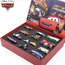 1:55 Disney Pixar coches 3 Metal FUNDICIÓN juguete de modelo de coche regalo de Rayo McQueen Jackson Mack tío camión cumpleaños regalo de Juguetes