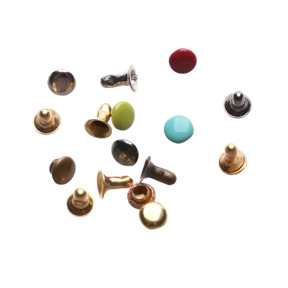 10 pcs/10 sets Mini Pop Riem Knoppen Poppenkleertjes DIY Metalen Gesp Fit Voor 1/6 Poppen Meisjes Pop speelgoed Gespen Broek Accessoires