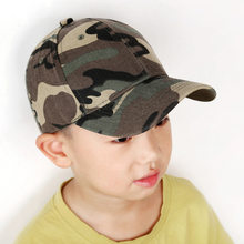 Criança camuflagem boné de beisebol swag caça bonés esporte ao ar livre tático snapback chapéu para meninos e meninas