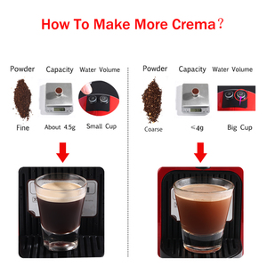 Image 5 - iCafilas Refillable Coffee Capsules Reusable Pods Compatible With Nespresso Inissia capsula nespresso reutilizable