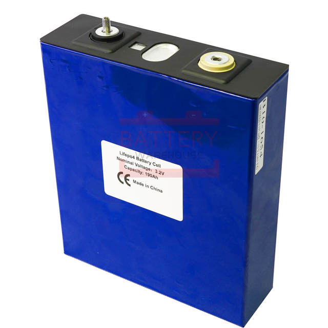 16 pièces Grade A CALB 3.2V 180AH Lifepo4 Lithium fer phosphate 24v48v Original certificat Test rapport pour solaire rv ue US sans taxe