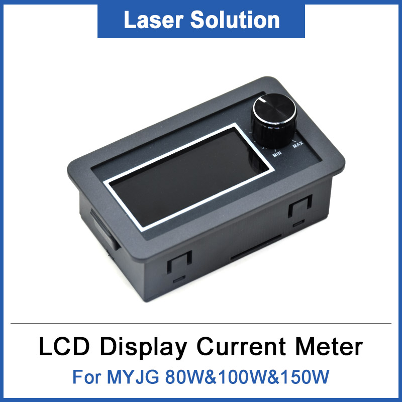 Co2 Laser Power Supply Display Current Meter External Screen For  MYJG Series 80W&100W &150W Co2 Laser Intelligent Power Supply