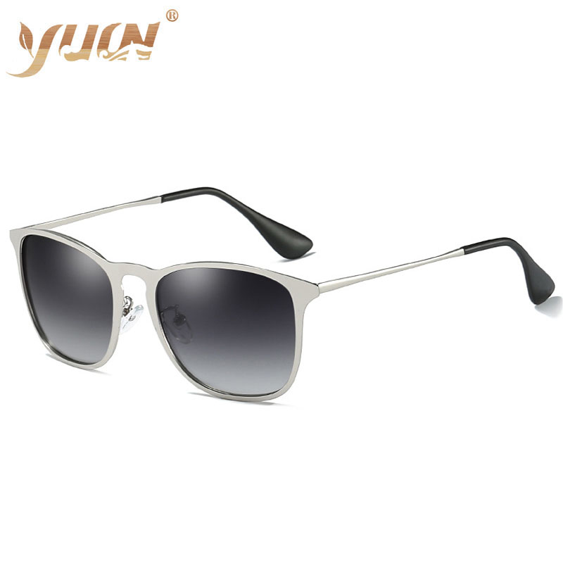 High quality Alloy frame sunglasses men Polarized driving eyewear UV400 Brand Unisex sunglasees Luxury Oculos De Sol Feminino