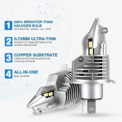 gzkafolee apto para 99 veiculos mini led