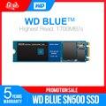 Western Digital ブルー SN500 Ssd ドライブ 250 ギガバイト 500 ギガバイト M.2 2280 NVMe PCIe Gen3 * 2 内部ソリッドステート pc 用送料無料