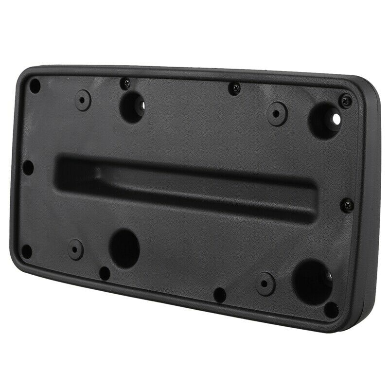 Car Rear License Plate Holder For Jeep TJ Wrangler 1997-2006 Bracket Black ABS Exterior Accessories License Plate