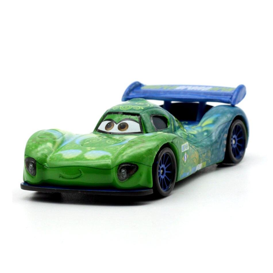 Disney Pixar Cars 3 21 стиль для детей Джексон шторм Высокое качество автомобиль подарок на день рождения сплав автомобиля игрушки модели персонажей из мультфильмов рождественские подарки - Цвет: 30