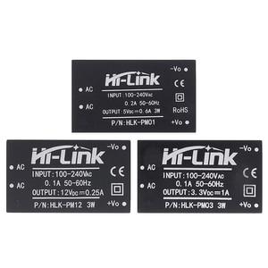 Image 1 - 10pcs HLK PM01 HLK PM03 HLK PM12 AC DC 220V mini power supply module,intelligent household switch power supply module