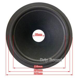 """Image 4 - 12"""" inch 295mm 65mm Core Speaker Cone Paper Basin Woofer Drum Paper Foam Edge Trumper Bass Repair Parts"""
