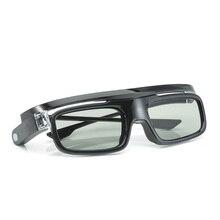 Controle remoto adequado para letv leeco 3d super tv óculos ativos do obturador 3d óculos ativos