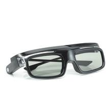 Mando a distancia adecuado para Letv LeEco 3d super tv 3d, gafas activas con obturador activo, gafas 3D