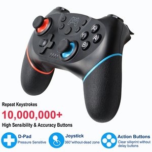 Image 4 - Wireless Bluetooth Gamepad For Nintend Switch Pro NS Switch Pro Game joystick Controller For Switch Console with 6 Axis Handle