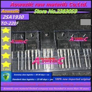 Image 2 - Aoweziic 2018 + 100% новый импортный оригинал 2SA1930 2SC5171 A1930 C5171 TO 220, силовой усилитель труба