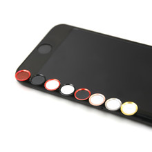 Sticker Keycap Touch-Key-Id Home-Button Keypad Protector Fingerprint iPhone 5s for 5/Se/4/..