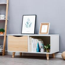 Furniture Small Apartment Living-Room Table Bedroom Nordic Modern HWC Rectangle Hotel