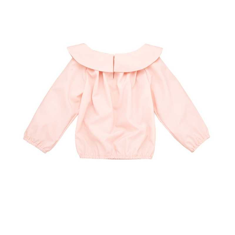 Newest kids Baby Girsl Clothes Long Sleeve casual T-shirt+Skirt Overalls Maternity Dresses Outfits Sets girls outsuit Pink