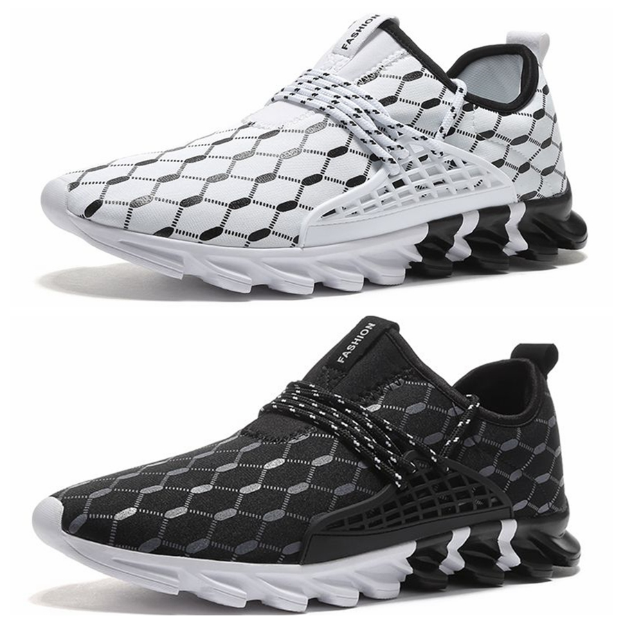 2020 Spring Fashion Men Sneaker Shoes Women Mesh Breathable Lightweight Wearable Casual Men Shoes Luxury Brand Zapatos Hombre 1